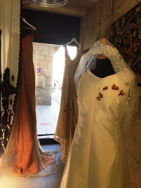 los tres vestidos de novia acrescencia