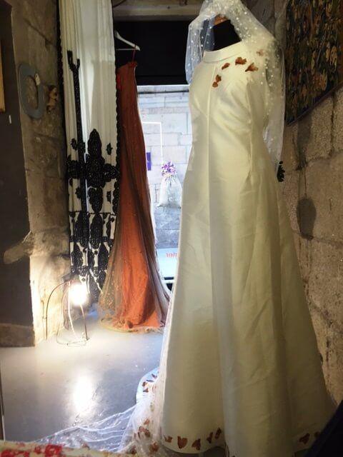 vestido novia acrescencia